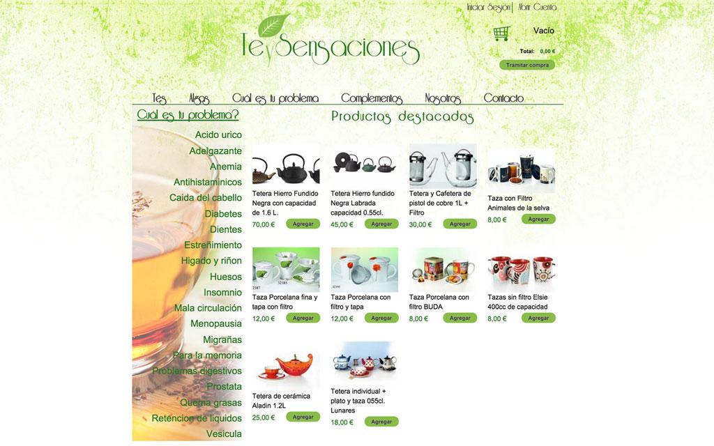 Té y Sensaciones